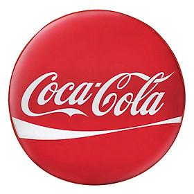Gối Ôm Tròn In Hình Cocacola - GOFO039