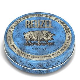 Sáp vuốt tóc Reuzel Blue Pomade 113g - Hàng chính hãng