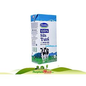 Biểu đồ lịch sử biến động giá bán Sữa tươi tiệt trùng không đường Vinamilk - Loại 1 Lít