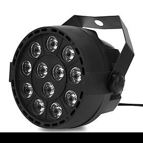 Đèn LED RGBW Sân Khấu Thông Minh (12 Bóng LED)