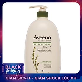 Aveeno Active Naturals Daily Moisturising Body Wash 1 Litre