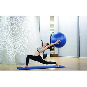 Bóng Tập Yoga, Bóng Yoga Tròn Cỡ Đại 75cm Cao Cấp - Chính Hãng (Hàng nhập khẩu)-3