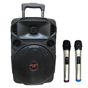 Loa kéo karaoke Sansui A8-21S Nhật Bản - Hàng chính hãng