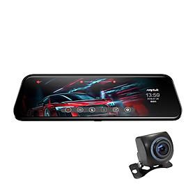 Camera Hành Trình Gương Anytek T12+ Full HD Màn Hình 9,7 icnh - Hàng Nhập Khẩu