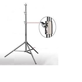 Chân đèn Inox 2.8m