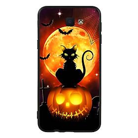 Hình đại diện sản phẩm Ốp lưng Halloween viền TPU cho điện thoại Samsung Galaxy J5 Prime - Mẫu 05
