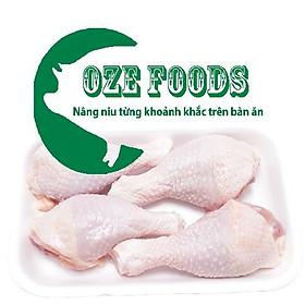 [Chỉ Giao HN] ĐÙI TỎI GÀ Oze Foods - 500g