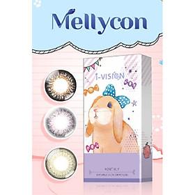 Kính áp tròng màu 1 tháng Mellycon - Chupa - Sự ngọt ngào trời ban
