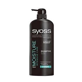 Cyos Moisture Intensive Care Shampoo 750ml