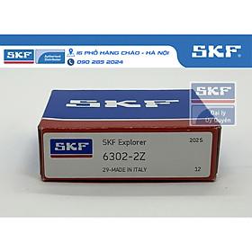 VÒNG BI SKF 6302-2Z chính hãng