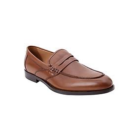 Hình đại diện sản phẩm Giày Tây Nam GEOX U Hampstead A Smooth Leather Cognac