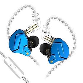 Tai nghe KZ ZSN Pro X - Bản nâng cấp tốt hơn, đẹp hơn có micro - Hàng chính hãng