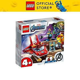 LEGO SUPERHEROES 76170 Người Nhện Đối Đầu Thanos (103 chi tiết)