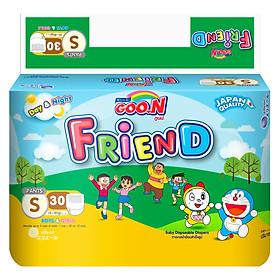 Tã Quần Goo.n Friend Gói Đại S30 (30 Miếng)