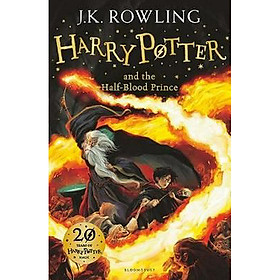 Harry Potter And The Half-Blood Prince (Harry Potter và Hoàng Tử Lai) (English Book)