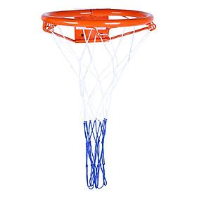 Vành Bóng Rổ Tiến Sport TS-S (30cm) + Kèm Lưới