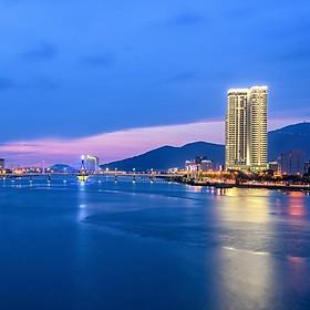Vinpearl Condotel Riverfront Hotel 5* Đà Nẵng - Gói Thu Tỏa Nắng, Gồm Bữa Sáng, Hồ Bơi, Quỹ Phòng Có Hạn