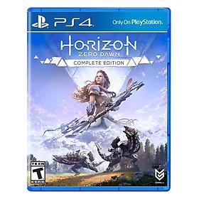 Đĩa Game PlayStation PS4 Sony Horizon Zero Dawn Complete Edition Hệ US