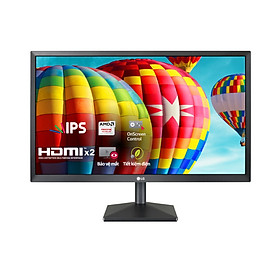 Màn Hình Máy Tính LG 22MN430 22'' Full HD (1920x1080) 5ms 75Hz IPS FreeSync - Hàng Chính Hãng