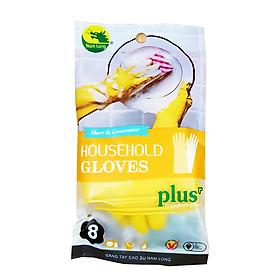 Găng tay cao su HÀN QUỐC PLUS size 8(M) - 30cm