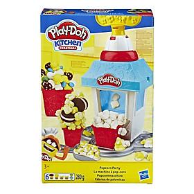 Bộ đồ chơi đất nặn máy làm bắp rang bơ Play Doh