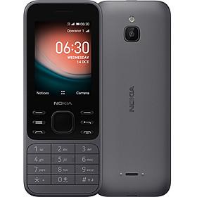 Điện Thoại Nokia 6300 4G - Hàng Chính Hãng