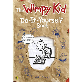 Diary of a Wimpy Kid: Do-It-Yourself Book (*NEW large format*) (Paperback)
