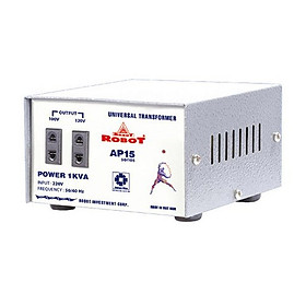 Biến thế đổi điện Robot 1 pha (Dây nhôm) – Hàng chính hãng