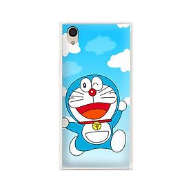 Ốp lưng điện thoại Sony Xperia XA1 Plus - 01156 7866 DOREMON10 - Silicon dẻo - Hàng Chính Hãng