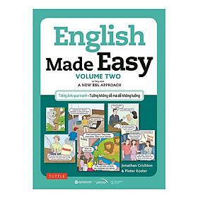 Sách-English made easy-tiếng Anh qua tranh volume 2