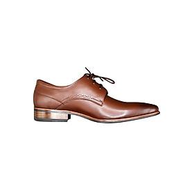 Hình đại diện sản phẩm Giày Tây Nam Kiểu Buộc Dây Shoes Or Peace PTK326-D - Nâu