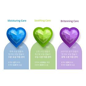 BTS x Mặt Nạ Dưỡng Ẩm Mediheal Bio Capsulin Love Me Mask Set (1st Edition)