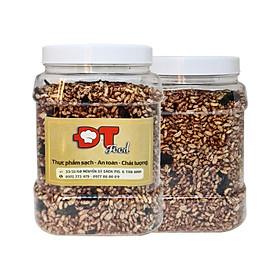 Cơm Gạo Lức Rong Biển Sấy Giòn DTFood Thơm Ngon Bổ Dưỡng (Có thể dùng ăn chay, ăn kiêng)