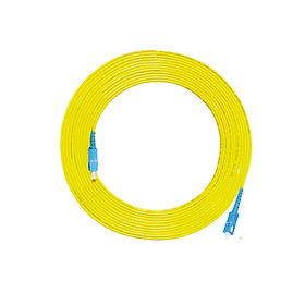 SC  to SC   OS2 Single Mode   Fiber Optic Patch Cable