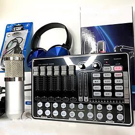 Bộ hát thu âm H9 bm900