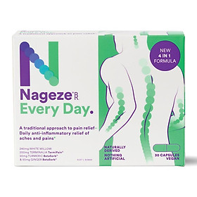 Nageze Every Day Pain 30 Capsules
