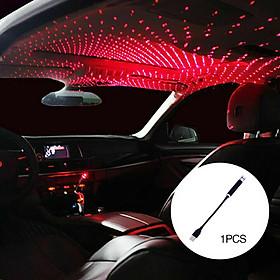 USB Night Light Car Roof Lights Romantic Star Party Dance Lamp Holiday Lighting