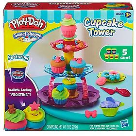 Đồ Chơi Đất Nặn Tháp Cupcake - Play-Doh A5144