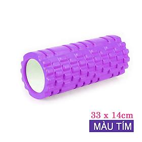 Con lăn massage giãn cơ foam roller body Massage, Gym, Fitness, Yoga