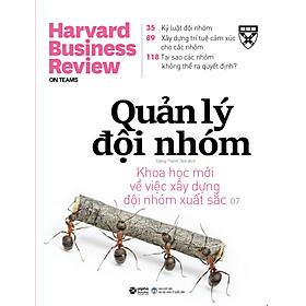HBR On- Quản Lý Đội Nhóm (Harvard Business Review On Stratery)