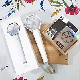 Lightstick exo unoff ver 3 đèn phát sáng gậy cổ vũ ánh sáng tặng ảnh thiết kế Vcone và pin
