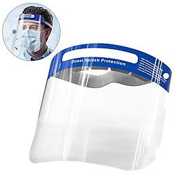 Tấm chắn Face shiel chống giọt bắn,bụi bẩn COMBO 10 kính trong suốt cho người lớn và trẻ nhỏ.