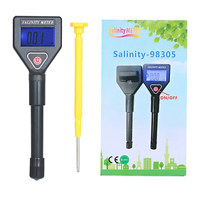 Seawater Salinity Refractometer Portable Handheld Salinity Meter ATC Salinometer Aquarium Halometer Salt Gauge Saltwater