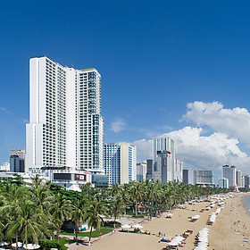 Vinpearl Condotel Beachfront 5* Nha Trang - Buffet Sáng, Hồ Bơi, Vui Chơi VinWonders Vinpearl Land, Trải Nghiệm Cáp Treo Và Công Viên Nước