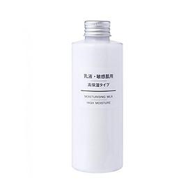 Sữa dưỡng ẩm cho mặt MOISTURISING MILK MUJI 200ml từ Nhật
