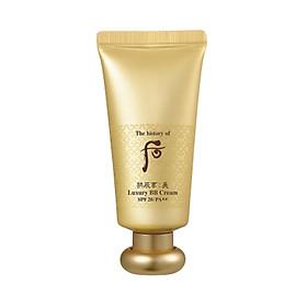 Kem BB trang điểm cao cấp Whoo GJH Mi Luxury BB Cream 45ml