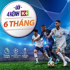 [E-Voucher] Gói 6 tháng Dịch Vụ Xem Trực Tuyến K+ - FPT Play - K+