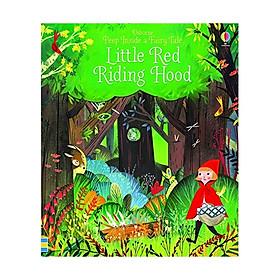 Peep Inside a Fairy Tale Little Red Riding Hood
