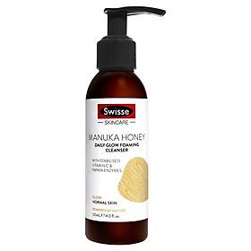 Swisse Skincare Manuka Honey Daily Glow Foaming Cleanser 120ml
