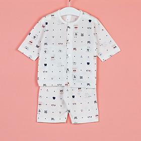 Bộ quần áo bé trai nhập khẩu Hàn Quốc